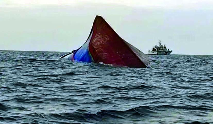 APL 10,000-TEU container ship sunk 2