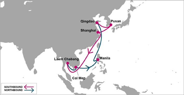 ONE launches new China to Southeast East Asia services 2