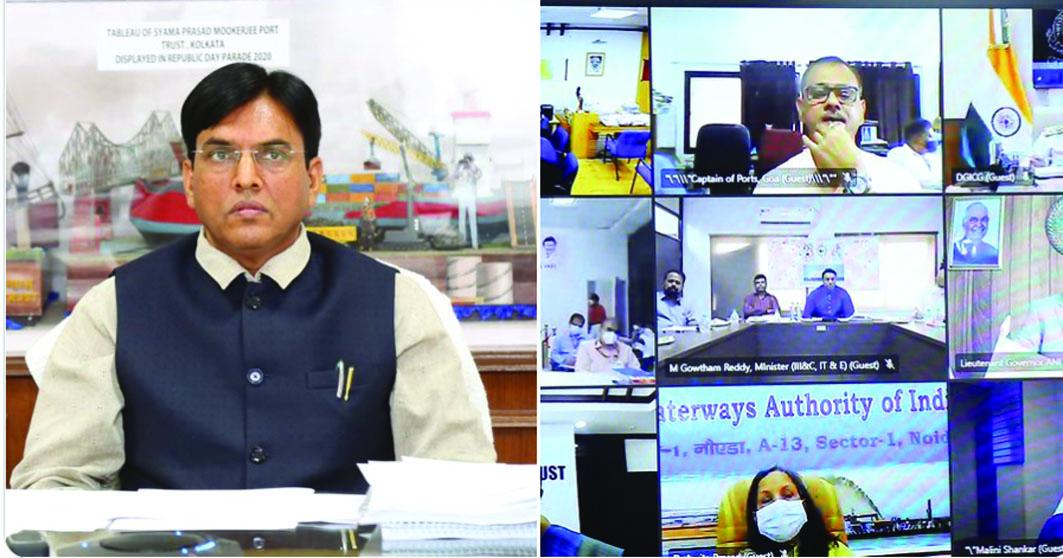 Union Minister Shri Mansukh Mandaviya 1
