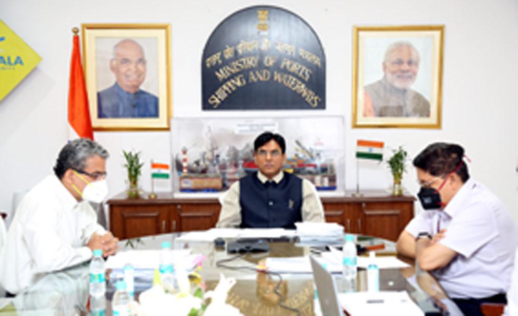 Union Minister Shri Mansukh Mandaviya 2