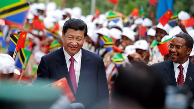 China looks to East Africa 3